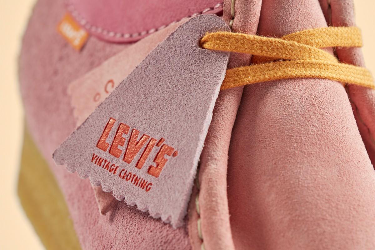 Levi's Vintage Clothing X Clarks Originals