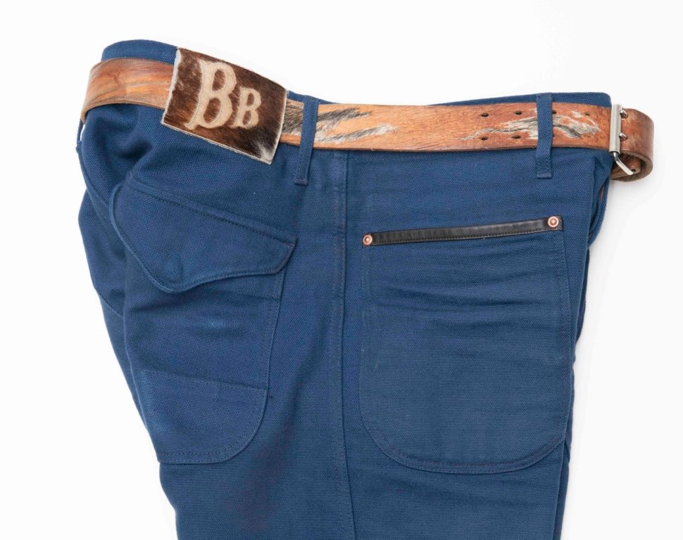 Available For Pre-Order: Blue Blanket x Bandit (Cory Piehowwicz) Pants