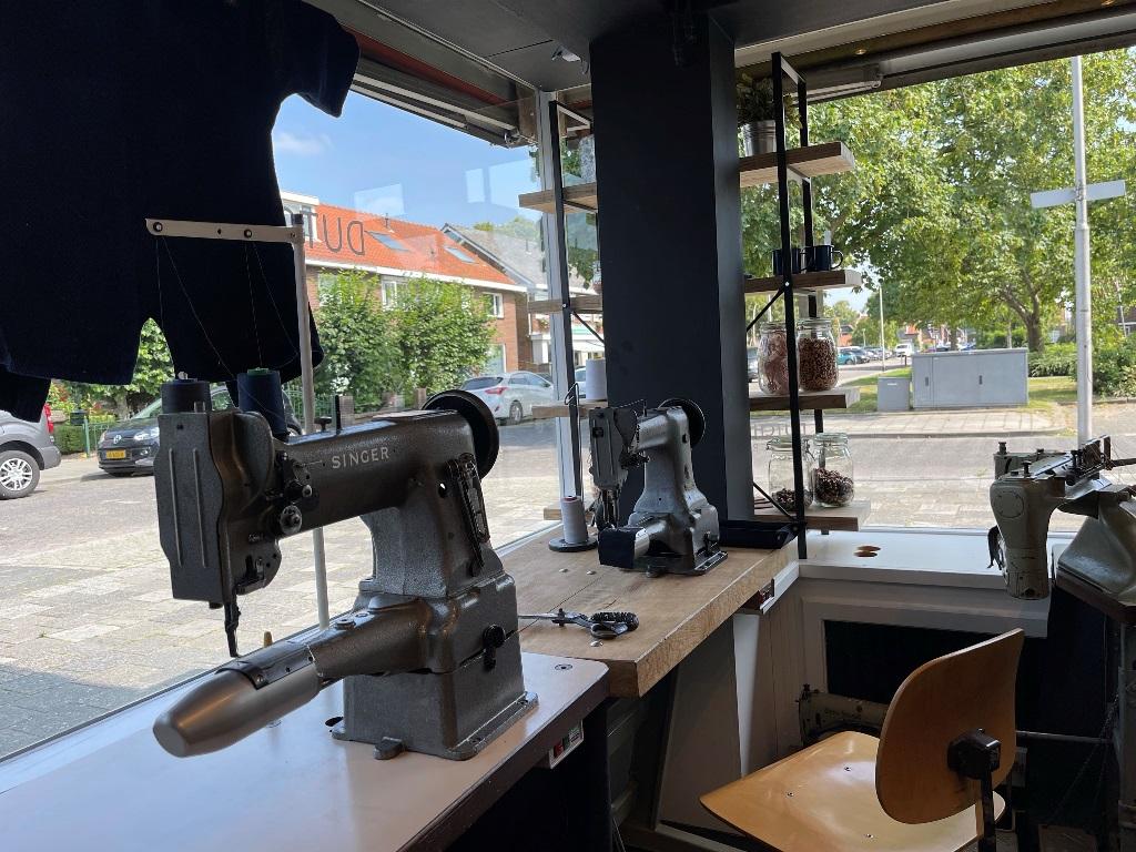 The Opening Of Dutch Denim Repair Store & Atelier