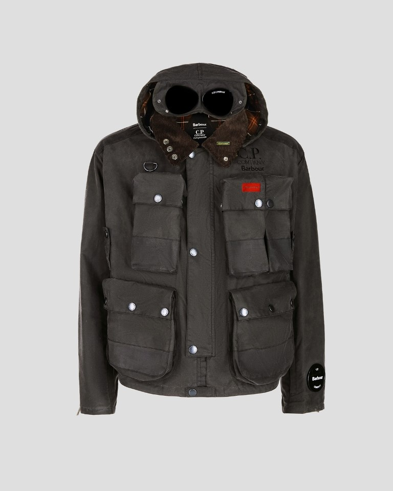 cp company barbour