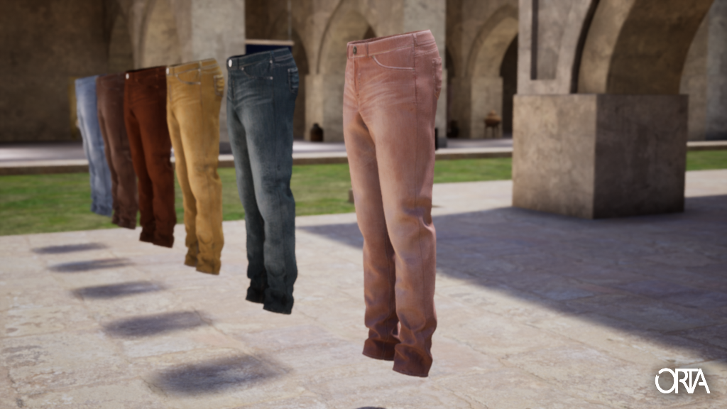 ORTA Launches World's First VR Denim Journey