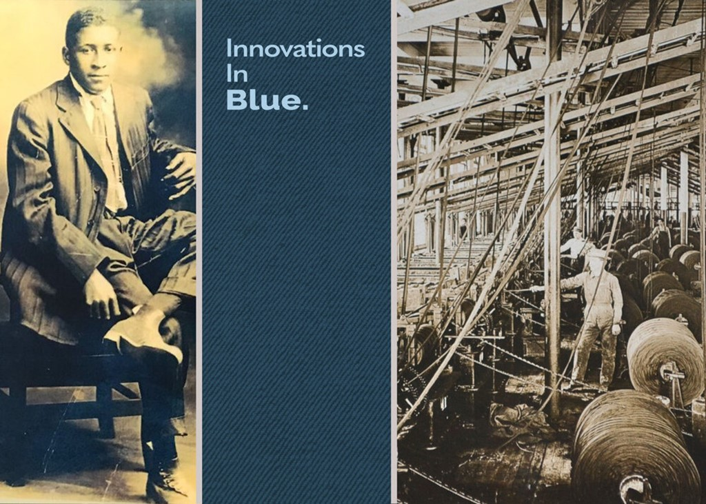 Innovations In Blue: An Exhibit By White Oak Legacy Foundation