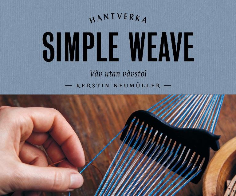 Simple Weave Book By Kerstin Neumüller