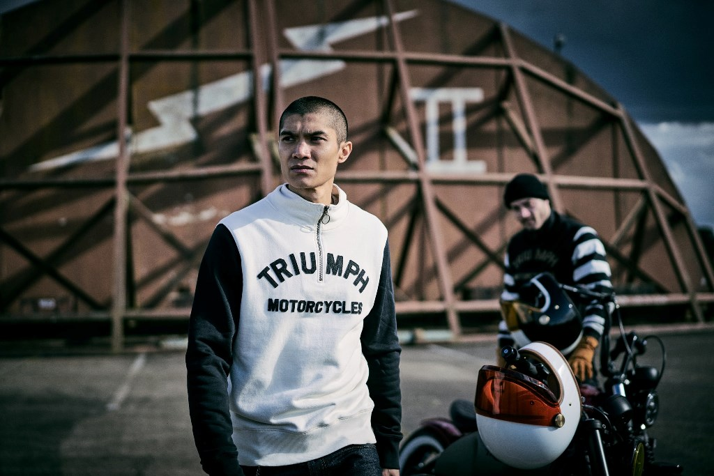 Triumph Lifestyle Collection Brings Classic Staple Styles For Men